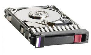 هارد سرور اچ پی 900GB 6G SAS 10K