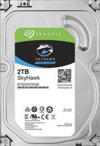 هارددیسک اینترنال سیگیت مدل SkyHawk ST2000VX008 ظرفیت 2 ترابایت