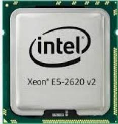 سی پی یو Intel Xeon 2620 V2