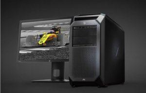 ورک استیشن HP Z8 G4